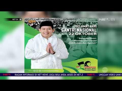 Bupati Cianjur Irvan Rivano Menjadi Tersangka Kasus Korupsi-NET 24