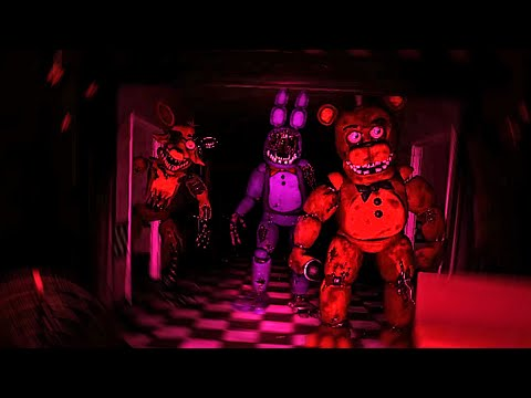 DODALI ICH! DODALI WITHERED ANIMATRONIKI! | Five Nights at Freddy's VR: Help Wanted #13