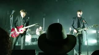 "Interpol-""Roland""Live@Union Transfer Philadelphia Pa 8/23/18"