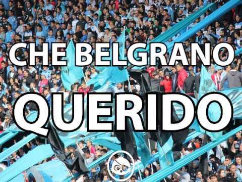 """""""Presentes como toda la vida CHE BELGRANO QUERIDO"""" Barra: Los Piratas Celestes de Alberdi • Club: Belgrano"""