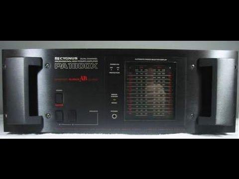Vídeo resposta, sobre amplificadores PA!