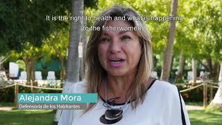 Mensaje de Jóvenes Pescadores (as) y Molusqueras (os) de Costa Rica.