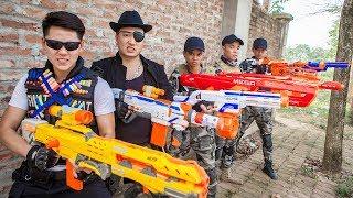 Video LTT Nerf War : Captain SEAL X Warriors Nerf Guns Fight Criminal Group Dr Lee Last Match MP3, 3GP, MP4, WEBM, AVI, FLV September 2019