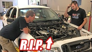 Our GT500 Engine Blew Up... No One Saw This Coming