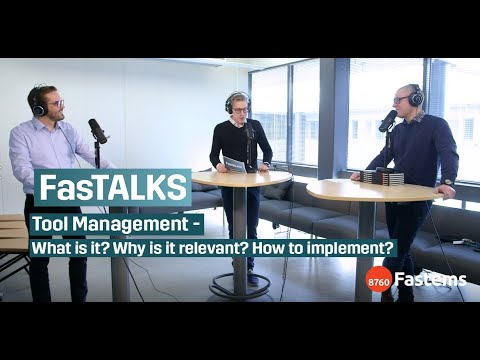 FasTALKS: Tool Management – what is it, why is it relevant and how to implement it?