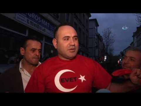 PKK'ya izin var ama Türklere yok
