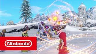 Nintendo DRAGON QUEST XI S: Ecos de un pasado perdido –Edición definitiva– Rol épico (Nintendo Switch) anuncio