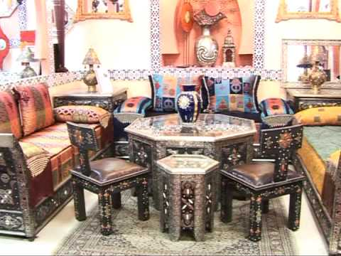 Salon Marocain Moderne Salon Marocain Carrefour De L Orient