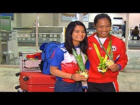 Pinoy athletes, humakot ng medalya sa AIMAG