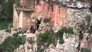 Афонские старцы, живущие на карулях