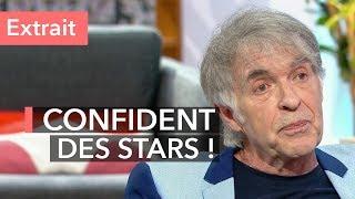 Il devient le confident de France Gall et de Michel Berger !