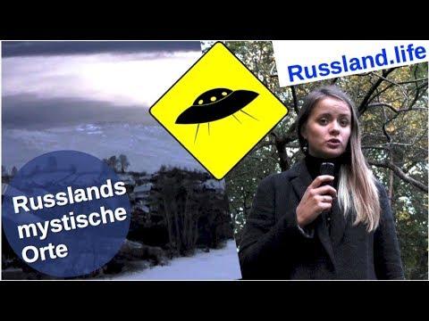Zauberwälder & UFOs: Russland mystische Orte [Video]