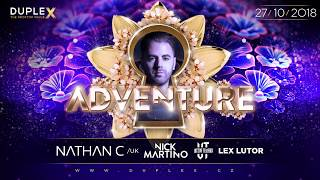 27102018 ADVENTURE with Nathan C UK