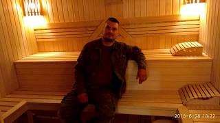 Внутренняя отделка бани (миссия выполнена)