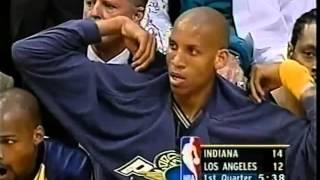 Finali Nba Lakers   Pacers Gara 2 2000 Tranquillo Buffa