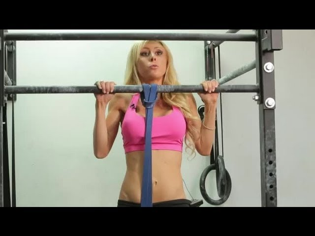 Pull-Ups, Rows & Biceps for Ectomorphs : Staying Fit & Strong