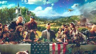 Far Cry 5 - E5 2680v2 GTX 780 Ti Ultra - Gameplay