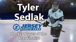 JSZ 2019 Hockey Player of the Year Finalist | Tyler Sedlak | Don Bosco Prep