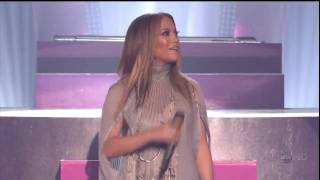 Jennifer Lopez - Do It Well HD 720p (Live on Dancing With The Stars)