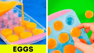 40 EGG COOKING TRICKS AND TIPS TO MAKE YOUR LIFE EASIER