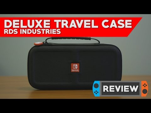 RDS Deluxe Travel Case – Nintendo Switch Case Review