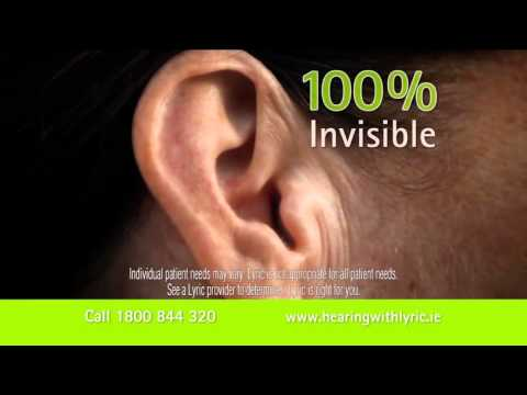 Lyric Hearing Aid – Ann Kelly Hearing Dublin