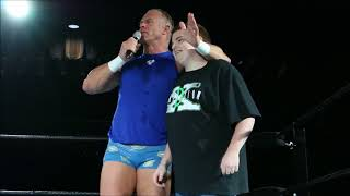 Christopher Downs Introduces Billy Gunn