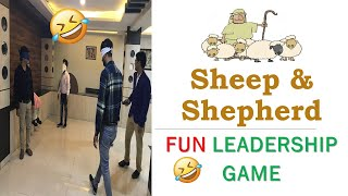 Sheep & Shepherd | Leadership Fun Activity | Skills To Lead | Ashish Parnani