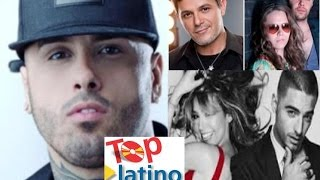 Top 100 Latino 1er Semestre 2016 - Top Latin Music