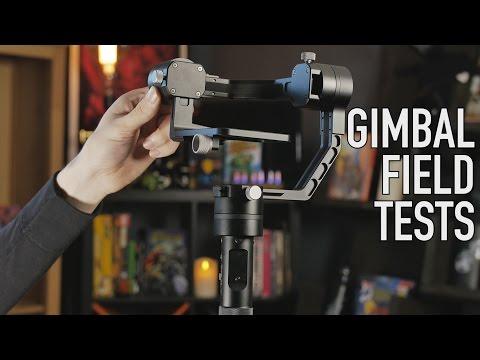 We Have A Gimbal! | Zhiyun Crane Field Tests