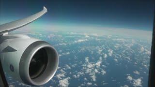 Thomson Boeing 787-8 Dreamliner   London Gatwick to Barbados, Premium Club! *Full Flight*