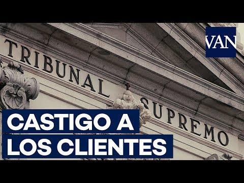 [HIPOTECAS] El Supremo castiga a los clientes. Ellos deberán pagar el impuesto