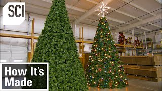 How Its Made: Artificial Christmas Trees