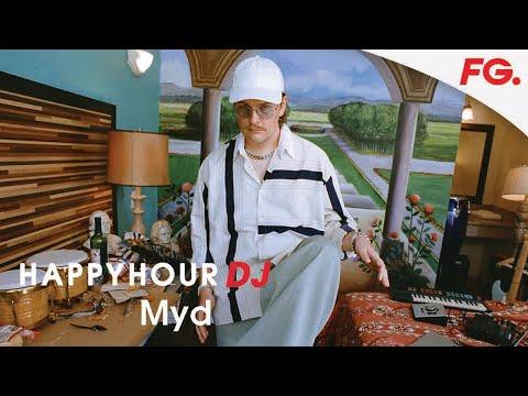 MYD | HAPPY HOUR DJ | LIVE DJ MIX & INTERVIEW | RADIO FG