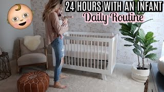 A FULL DAY WITH AN INFANT | DAILY ROUTINE 7 MONTH OLD BABY| Tara Henderson