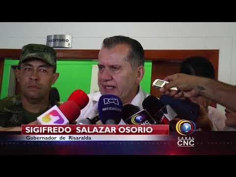 CONTINUA EL DESPLAZAMIENTO DE MAS DE 300 INDÍGENAS EN PUEBLO RICO
