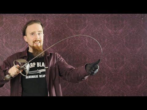 Sword Blades and the Problem of (Too Much) Flexibility