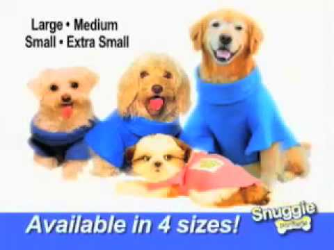 Sweet Merciful Crap, Snuggies <i>for Dogs</i>?!