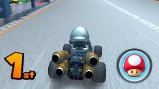 Mario Kart Tour - Metal Mario Cup (200cc)