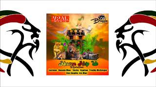 Sizzla - Heaven Help Us (Riddim 2018 By Buggie Productions & VPAL Music)