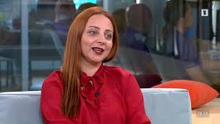 Առավոտ լուսո հարցազրույց. Օվսաննա Քարամյան, Նարա Սարգսյան
