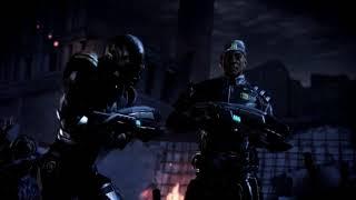Mass Effect - (Sabaton: Man Of War)
