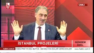 İstanbul Projeleri /Can Coşkun Ile Gündem Özel/ BTP İstanbul BB. Bşk. Adayı Selim Kotil-13 Mart