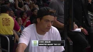 Chris Joslin makes SLS History!!!!