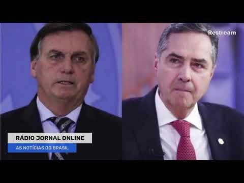 Bolsonaro cobra pressão de senador por impeachment de ministros do STF