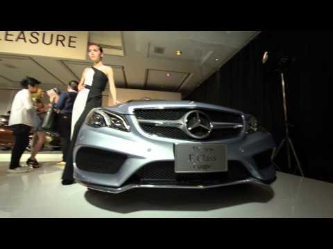 Mercedes Benz E-Class Coupé & Cabriolet 2014