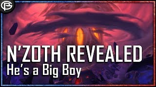 N'Zoth Revealed! - Fury of N'Zoth: Ny'Alotha Raid