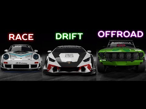 Best Car [RACE/DRIFT/OFFROAD] | NFS Payback