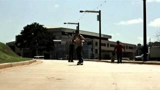 preview picture of video 'Longboarding in PR: The beginning'
