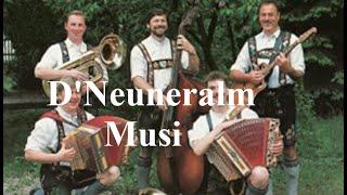"""D'Neuneralm Musi, """"Wieder Guat Drauf"""""""